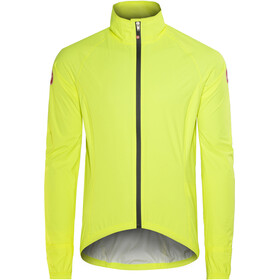 Castelli Emergency Jacket Men yellow fluo